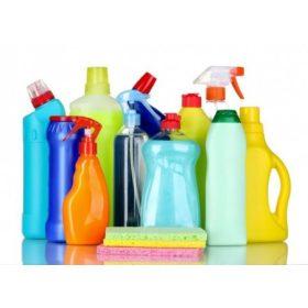 Tisztítószerek és fertőtlenítők