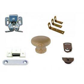 Bútor vasalatok, görgők, fogantyúk, kiegészítők