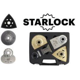 Multi-szerszám tartozékok STARLOCK csatlakozással
