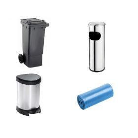 Konténerek, hulladéktárolás