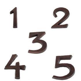 Ajtó- és házszámok