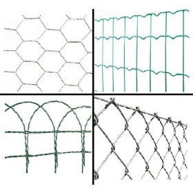 Tekercses drót kerítések