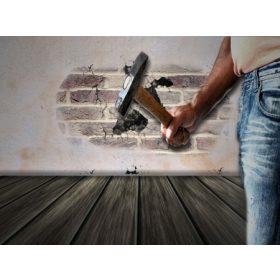 Építkezés, lakásfelújítás