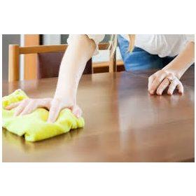 Kerti bútor tisztítás, ápolás