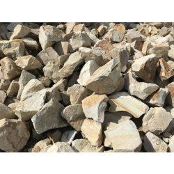 Bézs sziklakerti kő