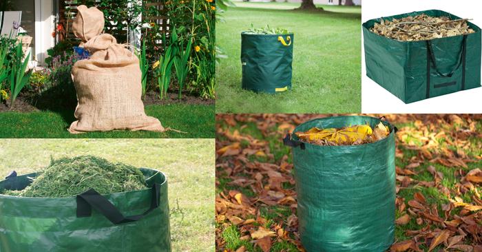 Legyen késő ősszel is ápolt a kertje! - Lombgyűjtés
