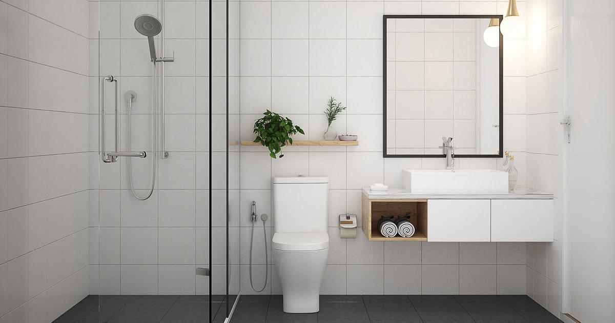 3 tipp a fürdőszoba dekorációjához