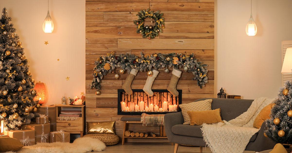 Egyszerűen és gyorsan kivitelezhető karácsonyi dekorációs ötletek