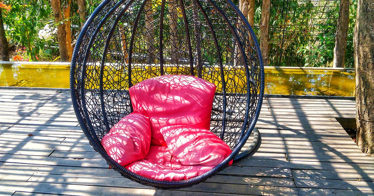 Elengedhetetlen bútordarabok a kerti pihenéshez