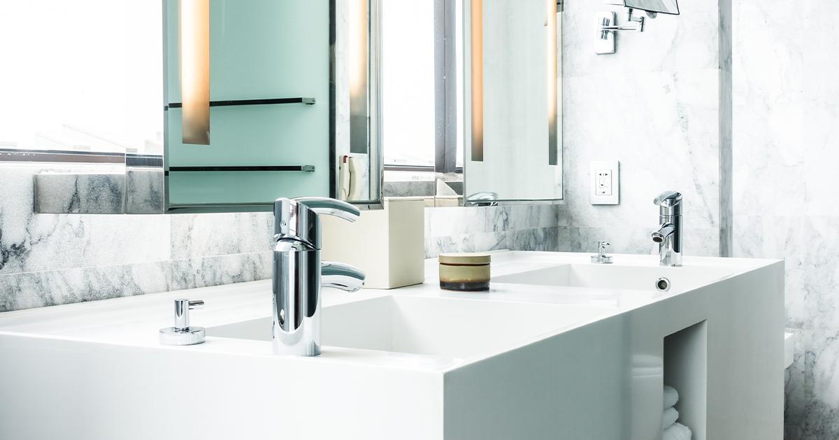 Fontos lakberendezési eszközök a fürdőszobában