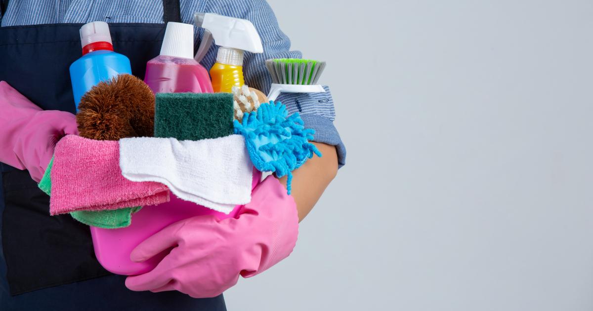 Milyen gyakran érdemes nagytakarítást végezni a konyhában és a fürdőszobában?